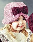 AC22e Classy Bows Hat - PDF