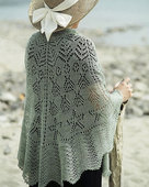 S2008  The Seascape Lace Shawl