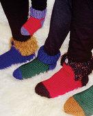 AC34e House Socks - PDF