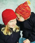 CH34e   Ear Cozies Hats - PDF