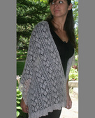 Woodland Solace Scarf or Stole
