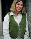 WP03 Wool Felt Vest