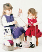 CH29 Sisters - Jumper for toddlers