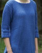 P085 - Blue Bark Pullover
