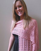 AC87 Easy Lace Scarves and Wraps