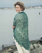 S2000e The Pacific Northwest Shawl - PDF