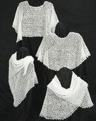 AC31e Crocheted Cobweb Caplets & Shawls - PDF