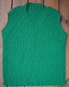 P052 - Cable O's Vest