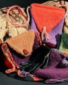 AC7 Felt Purses & Shoulder Bags, collection I