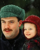 AC16 Felt Winter Caps - children's & men's sizes