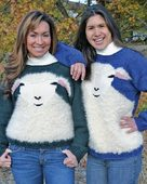FT458 The Wooly Sheep Sweater