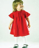 CH20 Sweetheart Dress - For Toddlers