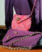 AC9 Felt Purses & Shoulder Bags, collection II