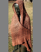 Queen of the Earth Scarf or Shawl