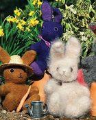 FT203 Bunny Fun by Bev Galeskas