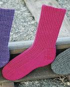 AC51e Railroad Rib Socks - PDF