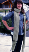 CRB33 - Classic Red Baron Scarf