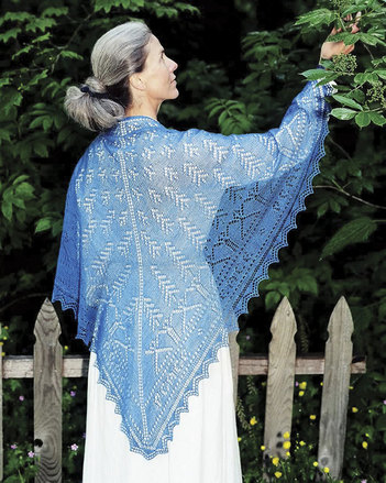 S2001 The Peace Shawl by Evelyn A. Clark picture