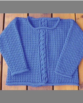 P050 - Rough 'N Ready Sweater picture