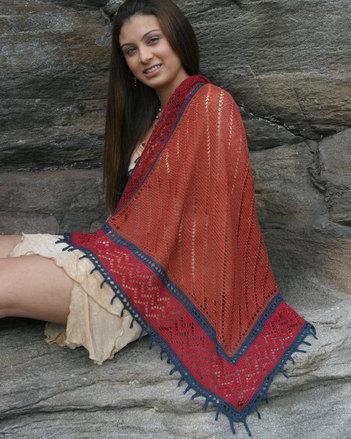 S2019e The Gypsy Lace Shawl - PDF picture