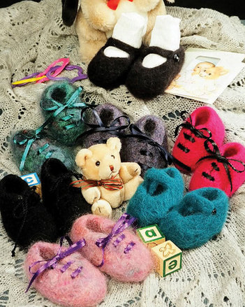 CH6e Felt Baby Shoes - PDF picture
