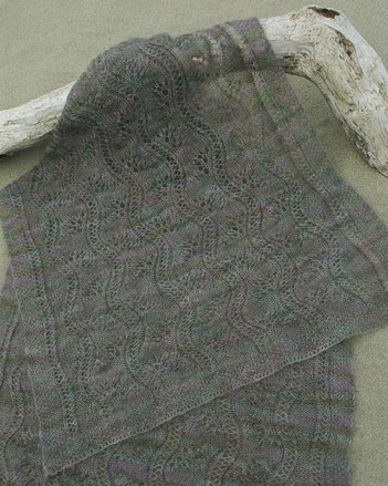 AC50 The Baltic Sea Lace Stole picture