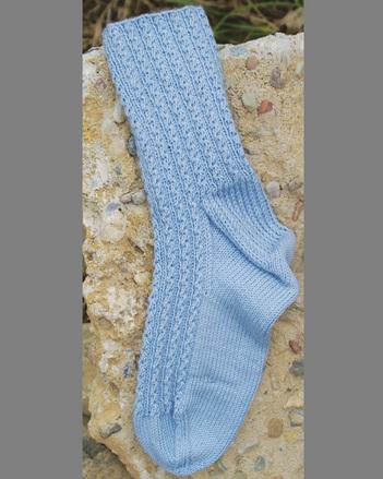 P004 - Baby Braids Socks picture