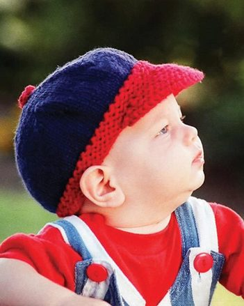 CH1 Kyle's Kap - Hat for infants & toddlers picture