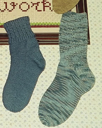 AC36e Hellen's Favorite Socks - PDF picture