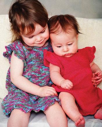 CH27e - Little Friends Dress - PDF picture