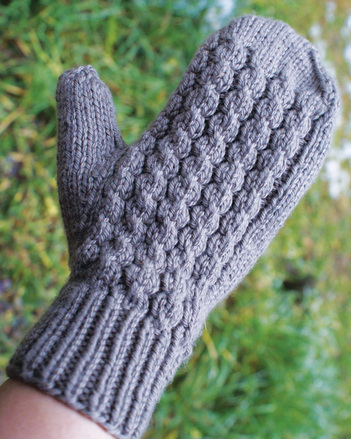 P006 - Bobble Mittens picture
