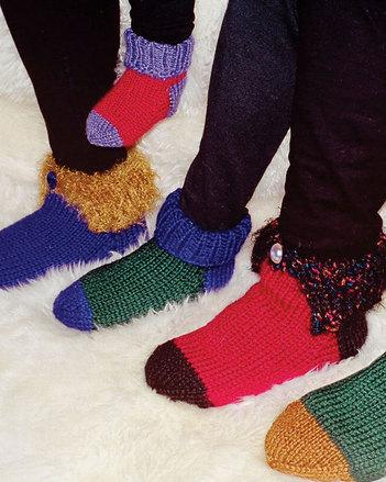 AC34e House Socks - PDF picture