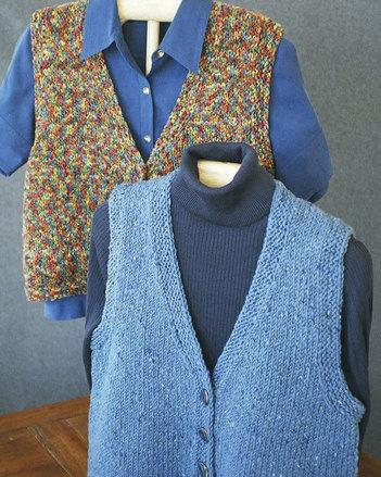 LL484 Versatility Vest by Lauren Lindeman picture