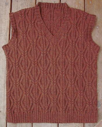 P017e - Escher Vest - PDF picture