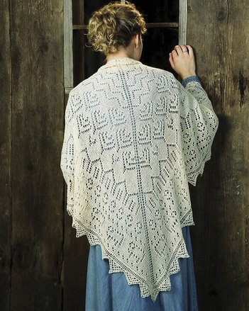 S2003e The Sheep Shawl - PDF picture