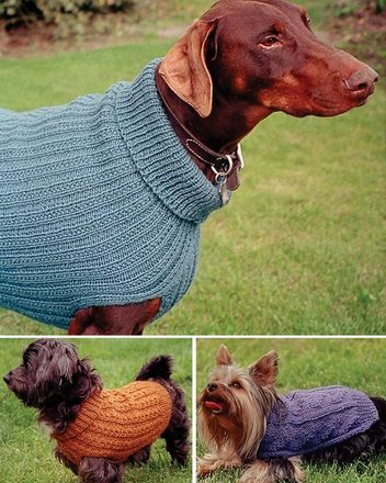 FT211e Dandy Dog Sweaters - PDF picture