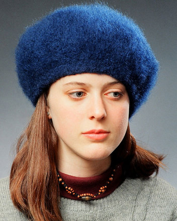 AC12e  A Brushed Felt Beret - PDF picture