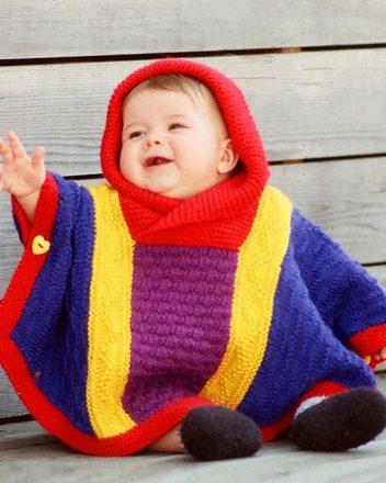 CH10e Baby Poncho - PDF picture