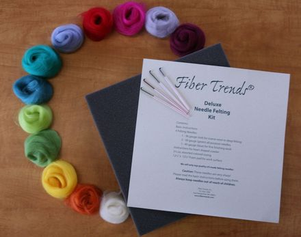 Deluxe Needle Felting Kit picture