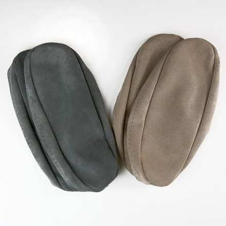 Suede Slipper Soles - Adult Sizes picture