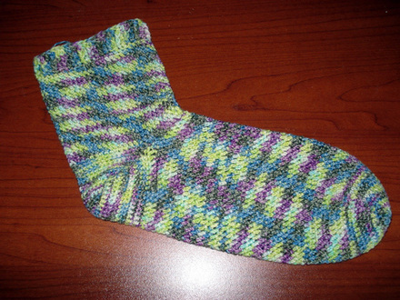 BCDS54 - Basic Cuff Down Socks picture