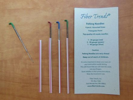 Felting Needles picture