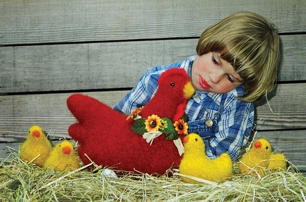 FT209e Henrietta Chook & Family - PDF Download picture