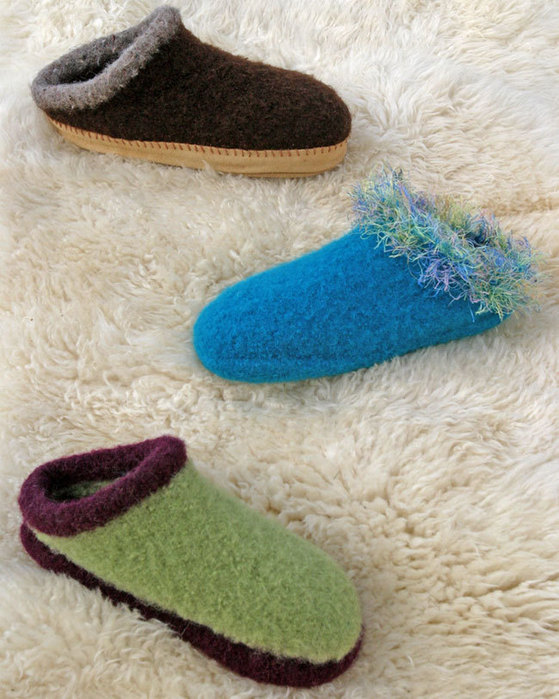Ac33 Felt Clogs Fiber Trends