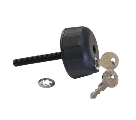 Hitch Rack Locking Knob w/Bolt picture