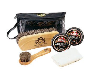 KIWI® MILITARY SHOE CARE KIT picture