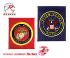 Rothco Military Insignia Fleece Blankets