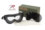 G.I. Sun-Wind-Dust Goggles-Ballistic Lens