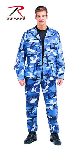 Rothco Color Camo Tactical BDU Pant picture