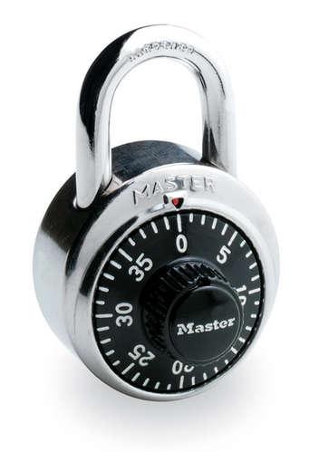 MASTER LOCK™ COMBINATION LOCK picture